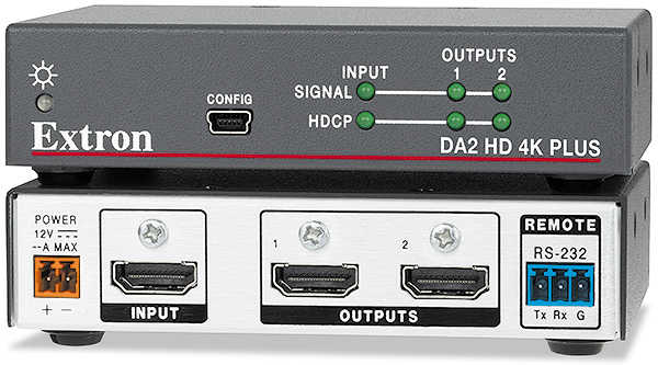 DA HD 4K PLUS-Serie