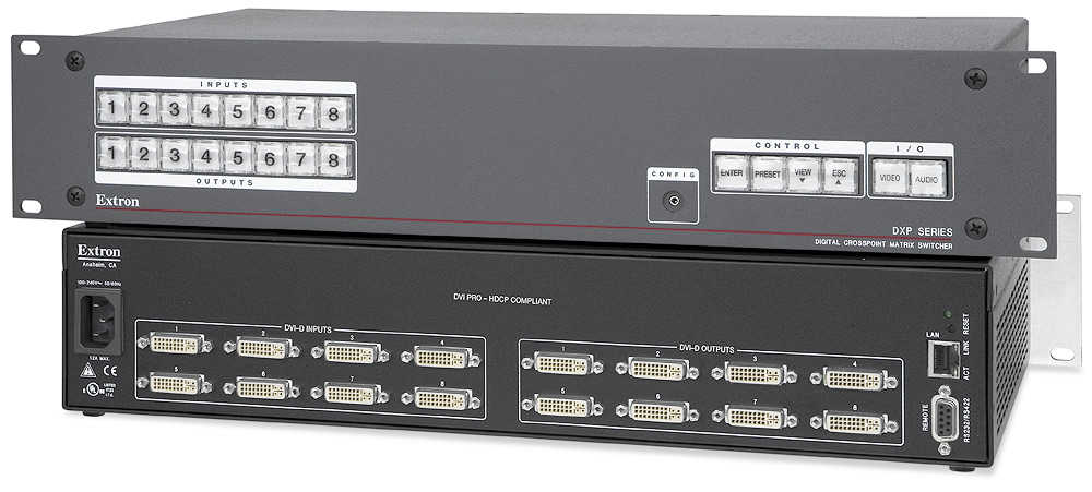 DXP DVI Pro-Serie