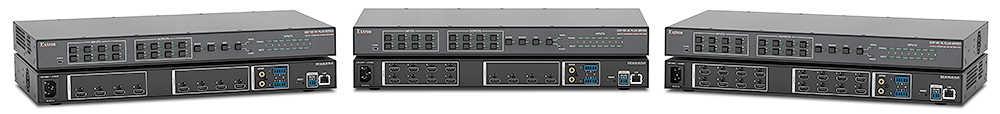 DXP HD 4K PLUS-Serie