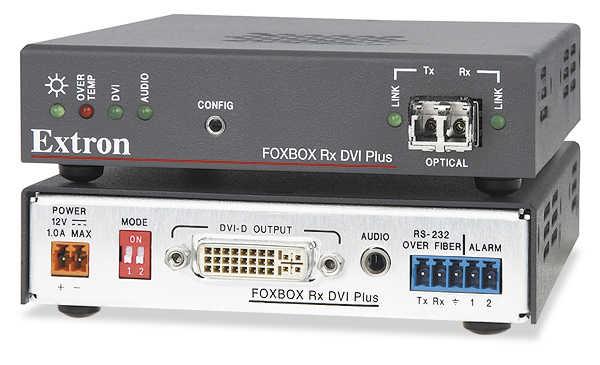 FOXBOX Rx DVI Plus