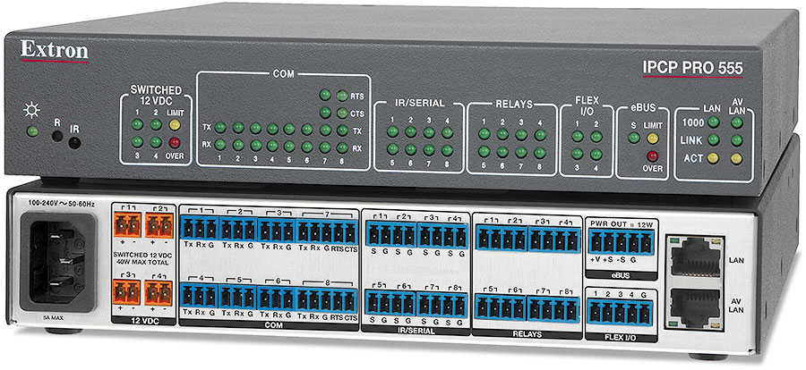 IPCP Pro 555
