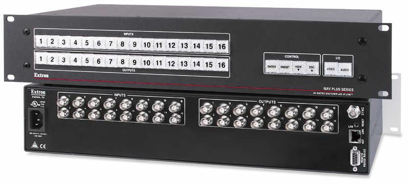 MAV Plus 1616 AV