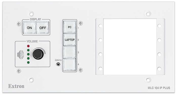 MLC 104 IP Plus AAP