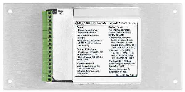 MLC 104 IP Plus L